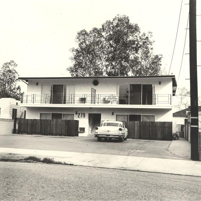 Ed Ruscha, '279 SOUTH AVENUE 54', 1965-2003, Gagosian