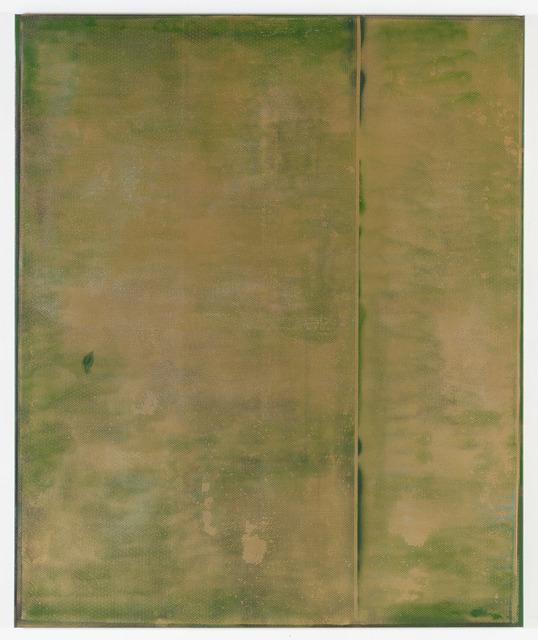, 'C.D.F n°2014/01/11 Goldfield,' 2014, Van der Mieden Gallery