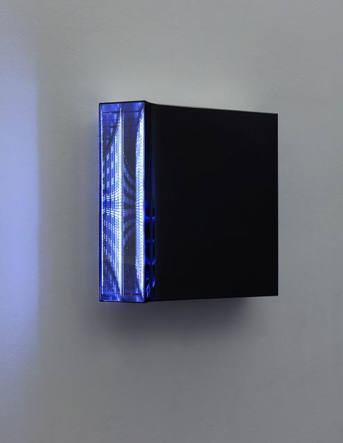 , 'Light Code (Black),' 2015, De Buck Gallery