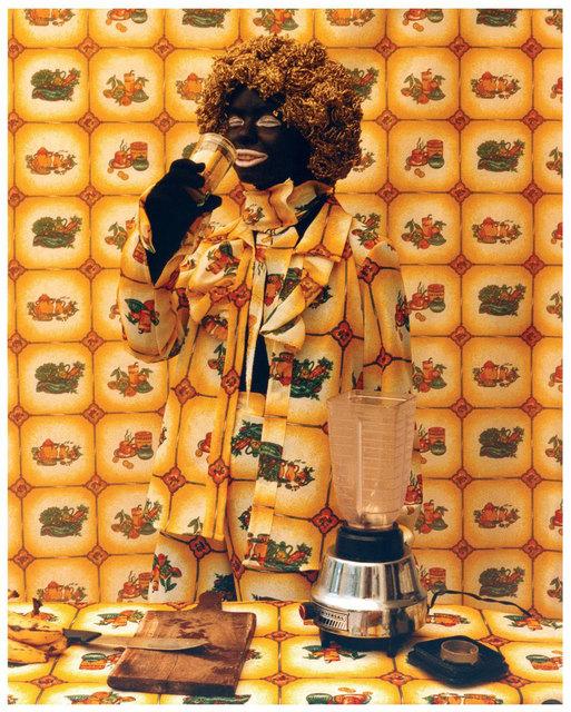 Liliana Angulo Cortés, 'Negro Utopico', 2001, Photography, Para Site