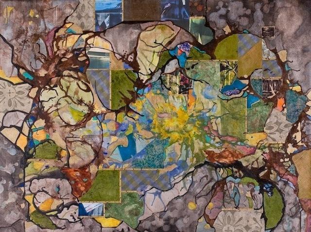 Lauren Jones Worth, 'Alluvium', 2011, Walter Wickiser Gallery