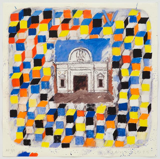 , 'The Stones of Venice La Scuola Grande di San Giovanni Evangelista,' 2015, Alan Cristea Gallery