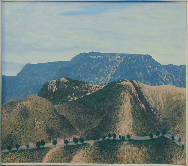 , 'Hollywood Sign the Distance,' ca. 1970, Carrie Haddad Gallery