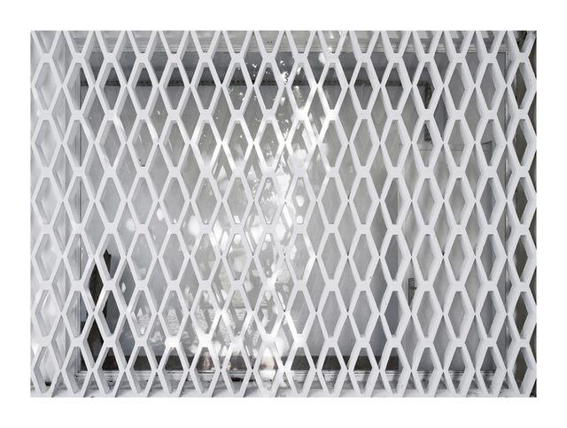 Sabine Hornig, 'Hotelfenster 3 / Hotel Window 3', 2011, Tanya Bonakdar Gallery