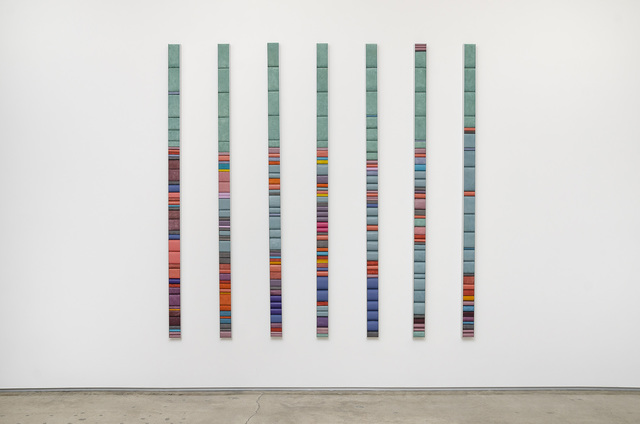 , '7 Days of a man age 25,' 2015, Edward Cella Art and Architecture