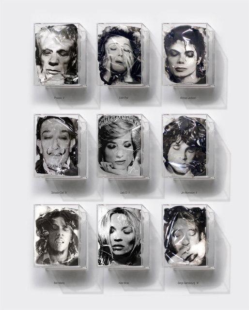 , 'Les Icones sont fatiguées,' , Mark Hachem Gallery