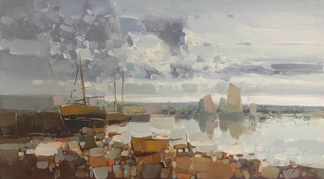 Vahe Yeremyan, 'Old Harbor', 2019, Vayer Art