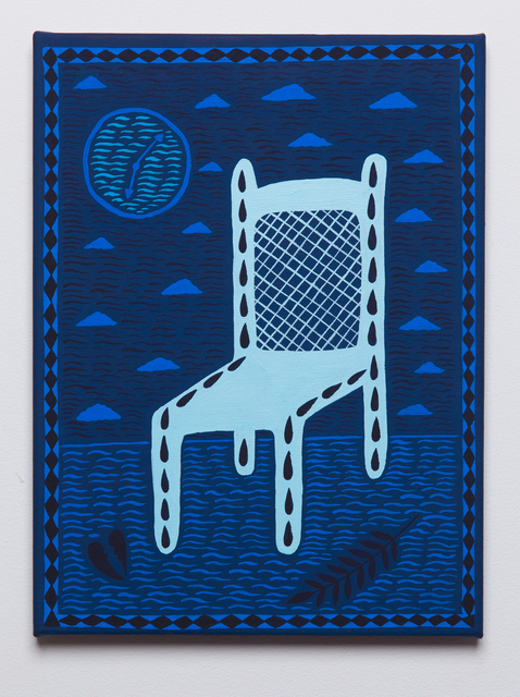 , 'A most efficient heartbreaker,' 2016, Hans Alf Gallery