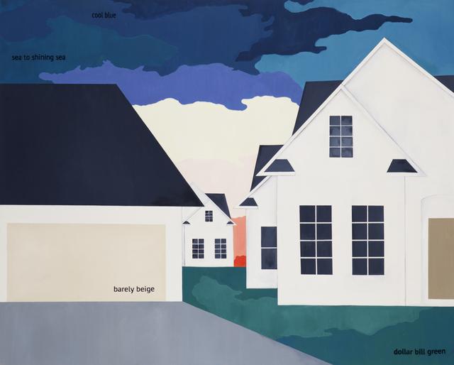 , 'Barely Beige,' 2015, Nancy Hoffman Gallery