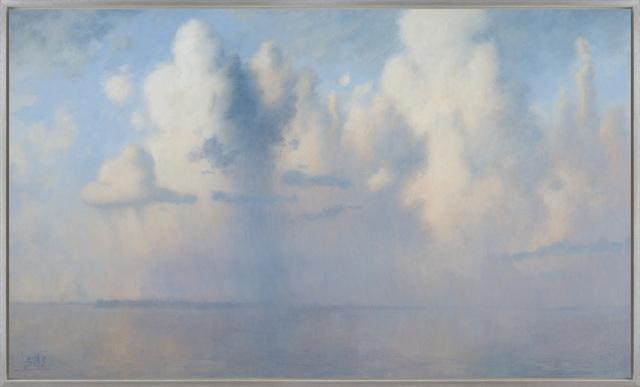 , 'Rising Clouds,' , Merritt Gallery