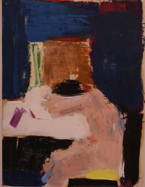 , 'Seated Figure ,' ca. 1960, Osborne Samuel