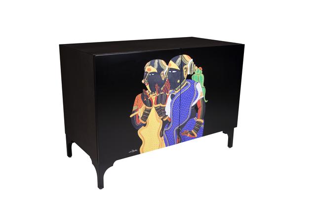 , 'Secrets Cabinet,' 2018, Art Pilgrim