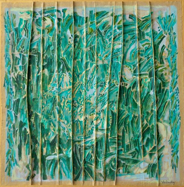, 'Green Topaz,' 2016, Carter Burden Gallery