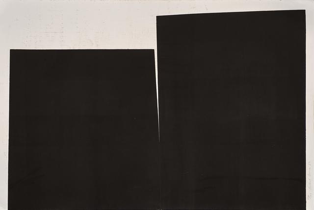 Richard Serra, 'Vive La Vive La', 1989, Print, Woodcut on Arches 88 paper, Rago/Wright