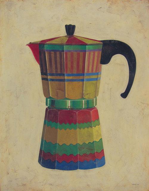 , 'Brazilian coffee maker,' 2018, GALERIA JORDI BARNADAS