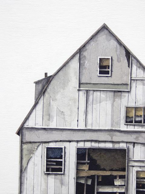 , 'Barn Studies IV,' 2019, Momentum Gallery
