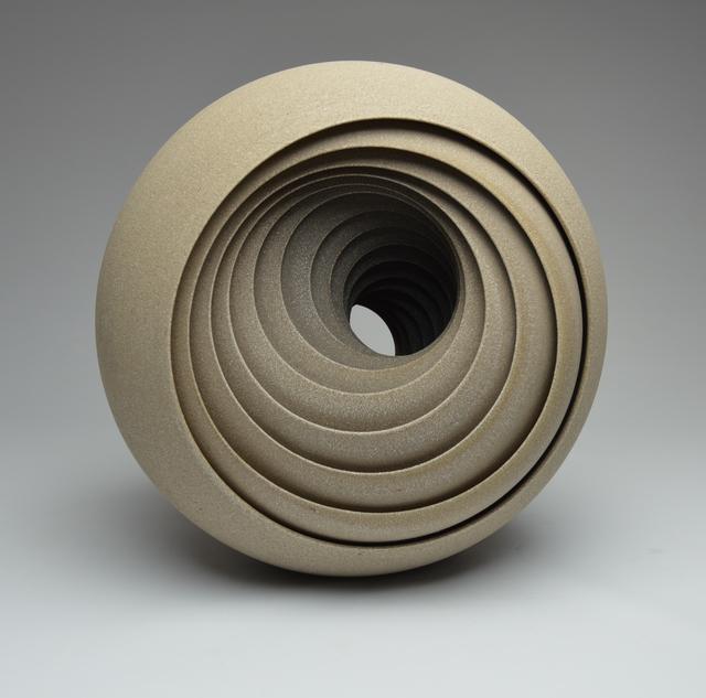 Matthew Chambers, 'Twist Sand ', 2018, Sculpture, Grès, Mouvements Modernes