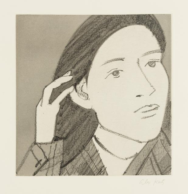 Alex Katz, 'From, Light as Air (Schröder 228)', 1989, Forum Auctions