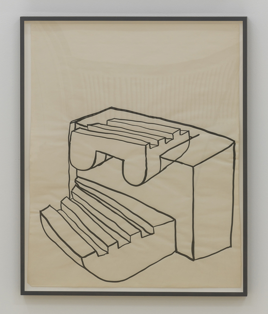 , 'Untitled Drawing no.36,' 2013, Battat Contemporary