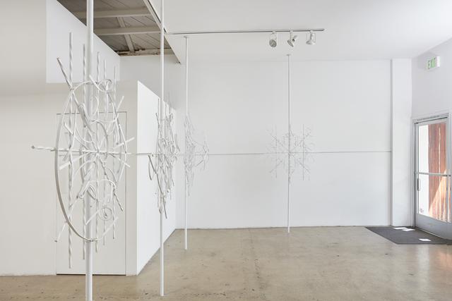 , 'Fence,' 2016, Klowden Mann