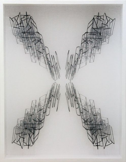 , 'Speculare con punto interrogativo,' 2011, Anna Marra Contemporanea