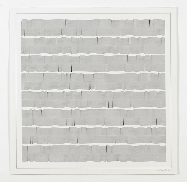 , 'P-052-c (Quark Lines),' 1970, bitforms gallery