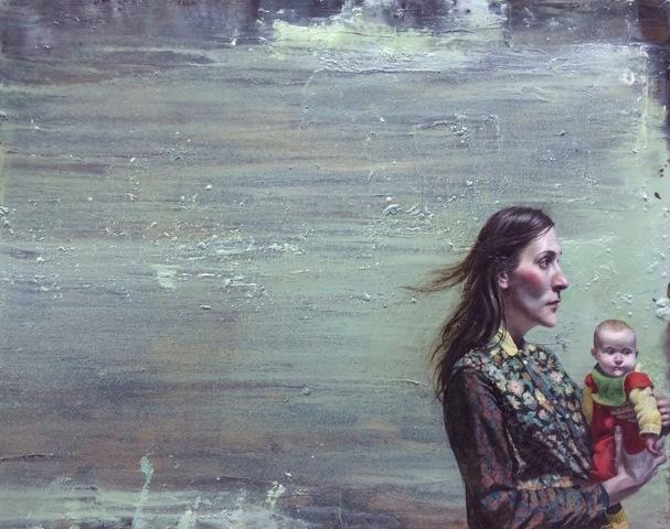 , 'Lu in bloom,' 2015, Waterhouse & Dodd