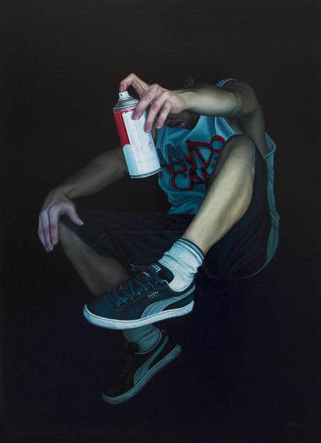 , 'Handscan ,' 2016, GCA Gallery