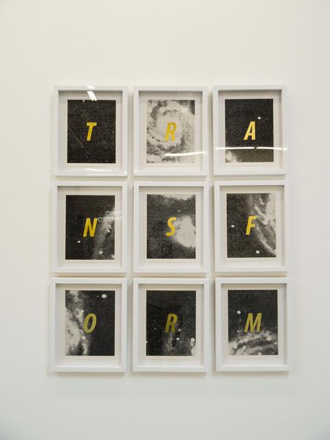 , 'TRANSFORM,' 2016, Fabien Castanier Gallery