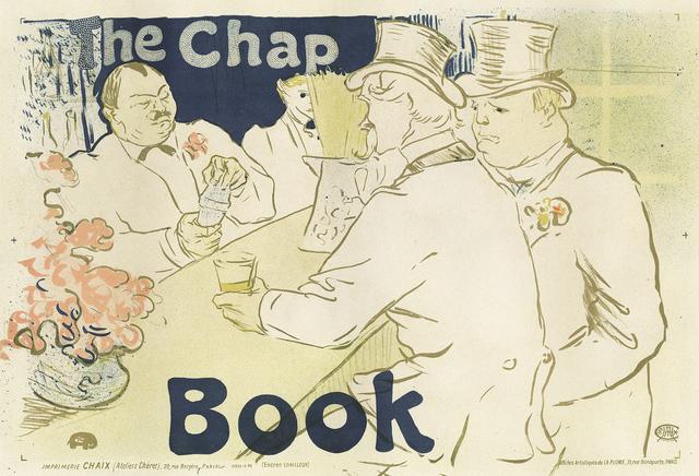, 'The Chap Book,' 1896, Rennert's Gallery