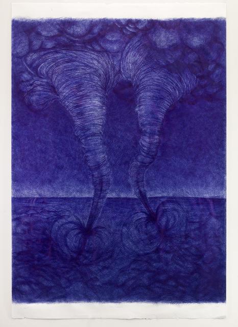 Jan Fabre, 'Berlin/ Tornado's - (III)', 1988, Templon