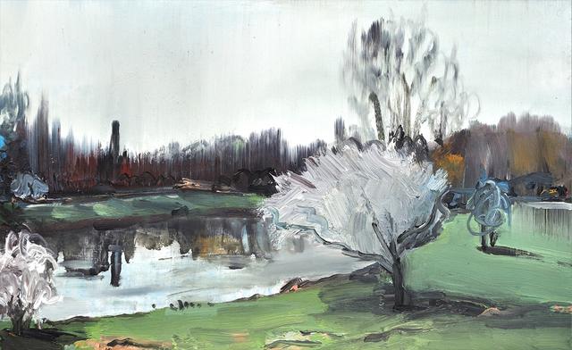 Jochen Pankrath, 'Wiesengrund II ', 2019, Galerie Barbara von Stechow