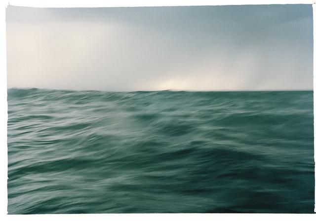 , 'Seawater II,' 2018, Barnard