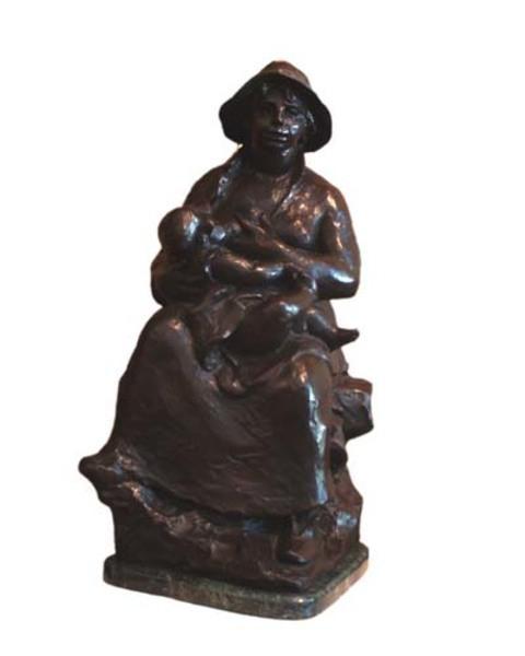 , 'La Maternite,' 1916, David Barnett Gallery