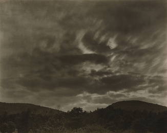 Alfred Stieglitz, 'Lake George,' 1922, Phillips: The Odyssey of Collecting