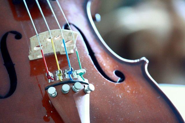 , 'Violino I,' , Inn Gallery