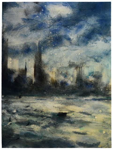 , 'Harbour II,' 2016, Marlborough London
