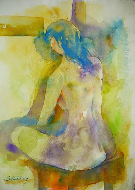 , 'Sitting Nude,' ca. 2015, Gallery 4 West