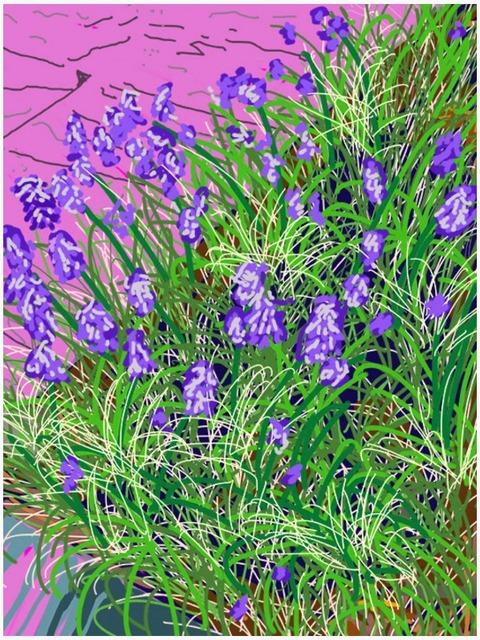 , 'Purple,' 2014, Hashimoto Contemporary