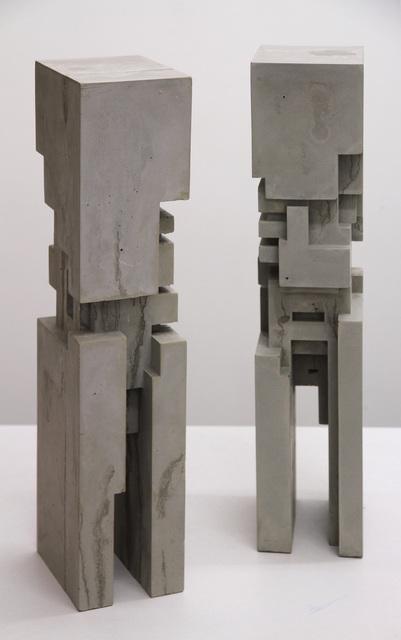 , 'A Concrete Atled,' 2016, Mini Galerie