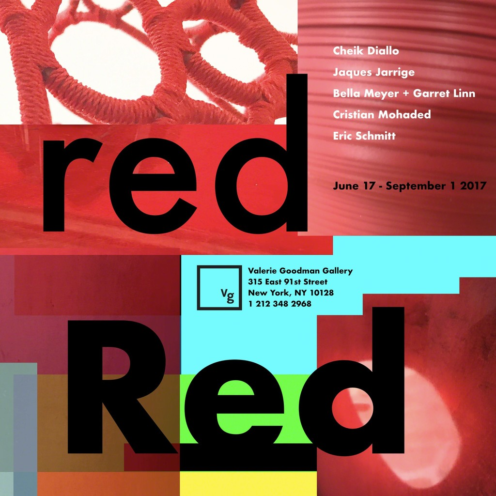Collection of RED poster - artwork by Garret Linn