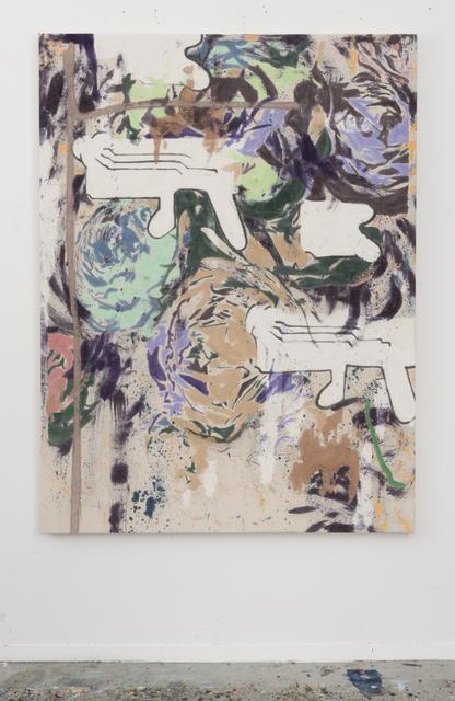 , 'Big Thumb,' 2016, NINO MIER GALLERY