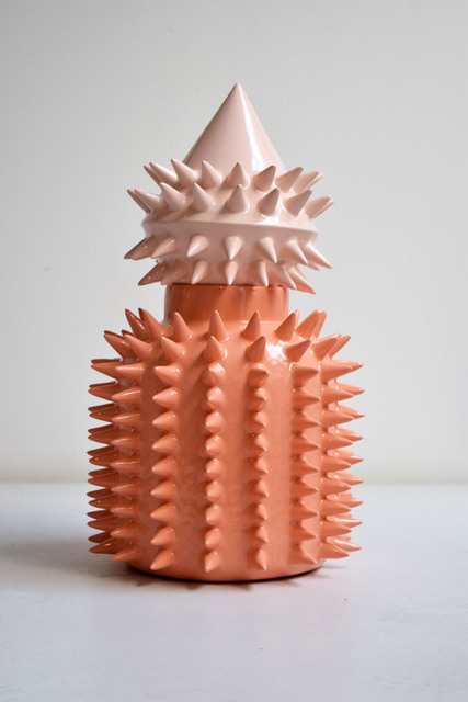 , 'Ceramic Urn #3,' 2016, ADN Galería