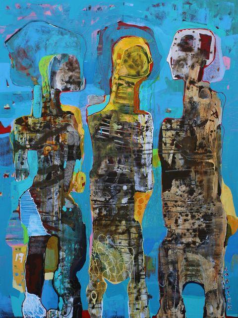 , 'Councils,' 2017, Desta Gallery
