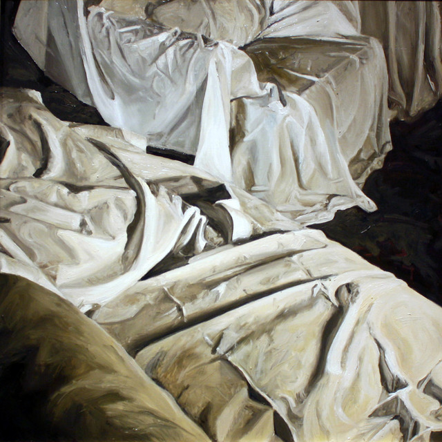Aimee Cardoso, 'Cover #2', 2013, Painting, Oil on panel, Ro2 Art