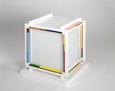 , 'Cube 1,' 2006, Bernard Jacobson Gallery