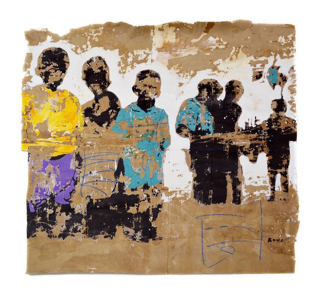 , 'Les Winzins D'Abobo II,' 2015, Ethan Cohen New York
