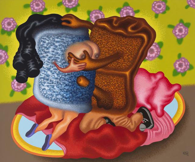 , 'Dessert Plate,' 2014, Gary Tatintsian Gallery