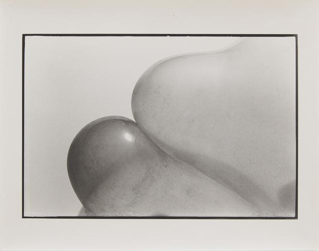 Renate Bertlmann, 'Zärtliche Berührungen [Tender Touches]', 1976, Richard Saltoun
