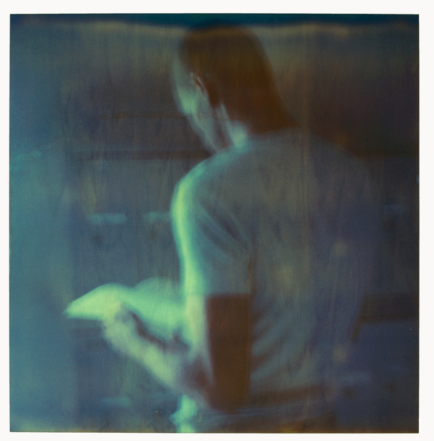Stefanie Schneider, 'Mindscreen 04 (Night on Earth)', 1999, Photography, Analog C-Print (Vintage Print), hand-printed by the artist, based on an expired Polaroid, not mounted, Instantdreams